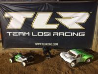 my TLR rides at Shiverville